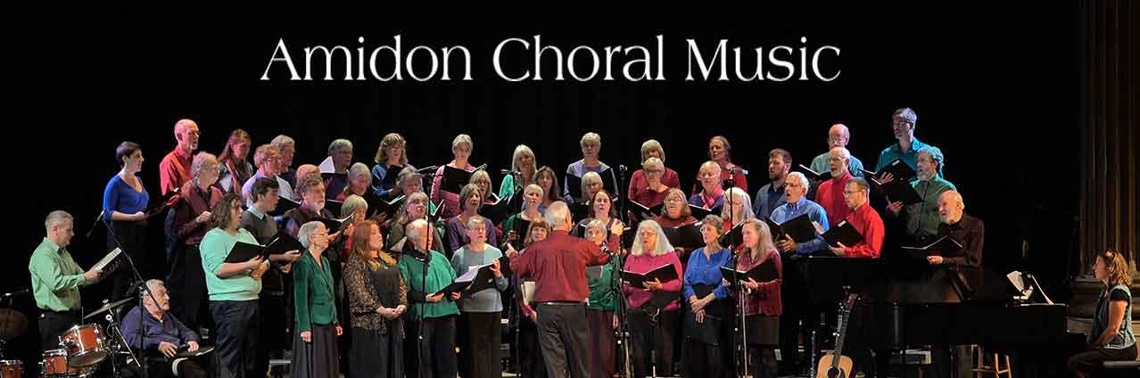 Amidon Choral Music - Amidon Choral Music